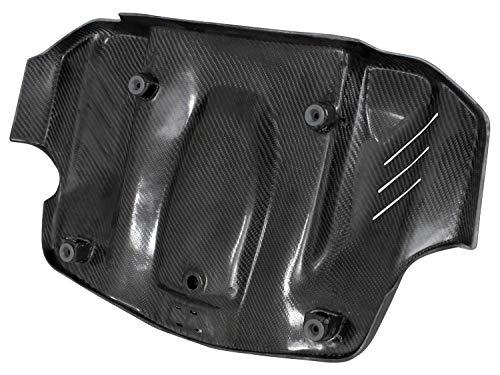 aFe Power 79-13002 BMW M5 (F10) Engine Cover (Matte, Carbon Fiber)