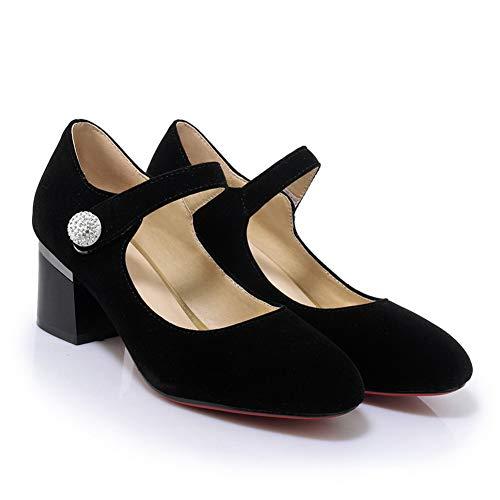 5 36 Femme Sandales Noir MMS06324 Noir 1TO9 EU Compensées fP70qYwcyA