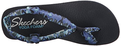 Skechers Womens Vinyasa-Lotus Angel Flip Flop