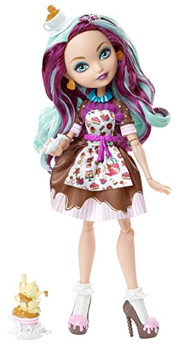 Ever After High Sugar Coated Madeline Hatter Doll (Cedar Wood Doll Ever After)