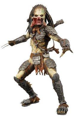 Alien VS. Predator: Requiem NECA Action Figure Series 3 Unmasked Predator (Op...