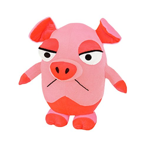 Pink 22.5 22.5 RetailSource Ltd 5-735-Pin Grumpy Country The Grumpy Country Collectible Toy