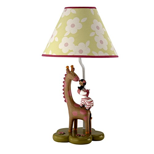Carter's Jungle Collection Lamp and ()