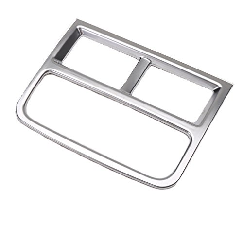 deautobug-abs-matte-finish-back-seat-air-conditioner-vent-outlet-decoration-cover-trim-for-cadillac-