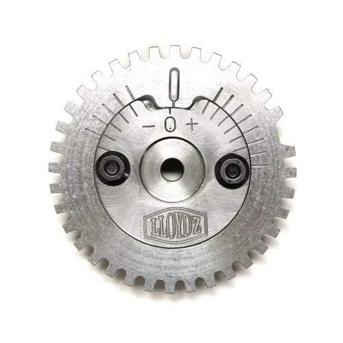 Lloydz Motorworkz Adjustable Timing Gear W/Reusable ()