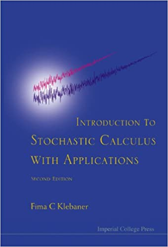 Introduction to Stochastic Calculus with Applications 2