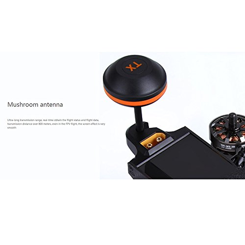 Walkera F210 FPV Racing Drone RC Quadcoper RTF (Devo 7 + Battery + Camera + OSD + Charger)