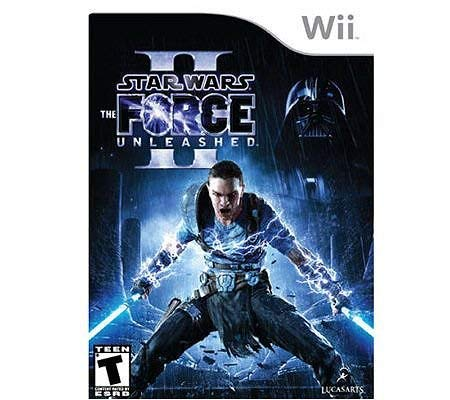 LUCAS ARTS ENTERTAINMENT 34163 STAR WARS: THE FORCE UNLEASHED II WII (Star Wars Force Unleashed 2 Wii)