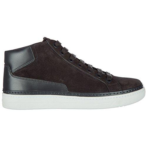 Uomo Asfalto Alte Sneakers Prada Prada Sneakers Y1XFWnZ1