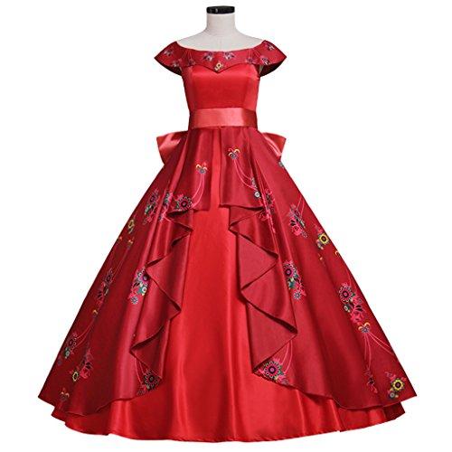 Cospl (Princess Aurora Adult Womens Costumes)