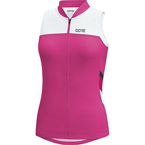 Gore Wear Women's Breathable Road Bike Jersey, Sleeveless, C