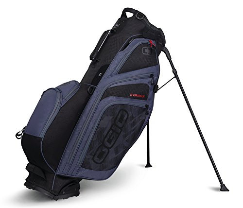OGIO 2018 Cirrus Stand, Shoot Black Review