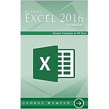 Microsoft Excel Formulas: Master Formulas in 30 days, Data Analysis & Business Modeling, + 1 BONUS BOOK