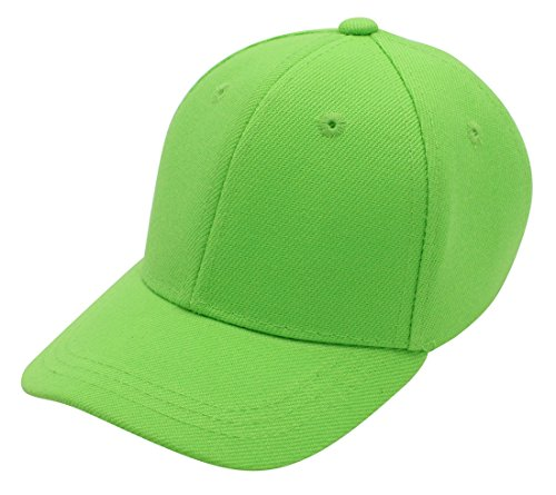 Top Level Baby Infant Baseball Cap Hat - 100% Durable Sturdy Polyester Hat, LIM