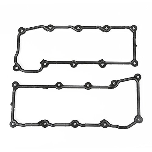 - Omix-ADA 17447.24 Steel Valve Cover Gasket Set for Jeep KJ/KK/XK/WK (3.7L)