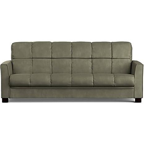 Amazon.com: Baja Convert-a-couch Sofa Sleeper Bed Sofa ...