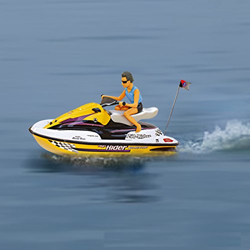 wave chopper rc sea doo r  c jet ski motor boat electric 1  5 radio control racing ship
