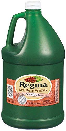 Vinegar Regina Red Wine Vinegar , 1 Gallon -- 4 per case (Red Bulk Wine)