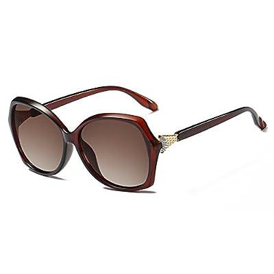 Sunyan Le nouveau visage rond brillant lunettes lunettes femme tide avec étoile)