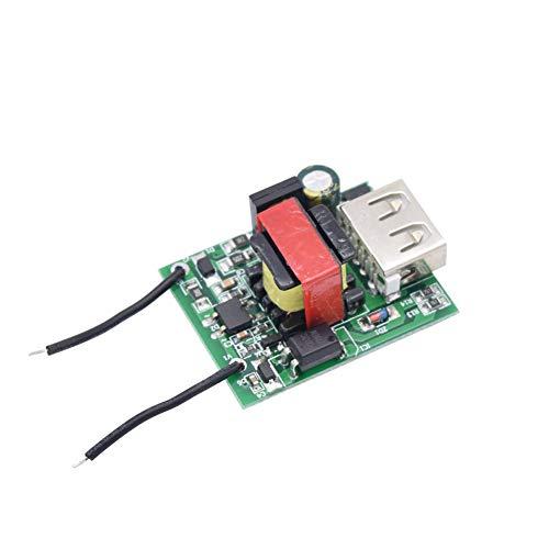 Onyehn USB DC Step Down Module Isolated Power Supply Buck Converter Stabilizer 12V 24V 36V 48V 72V to 5V 1A