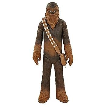 star wars chewbacca 20 inch big figure amazon co uk toys games
