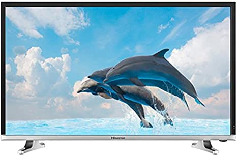Hisense LTDN32K370WCEU, 32 pulgadas, 81.28 cm LED HD Televisor ...
