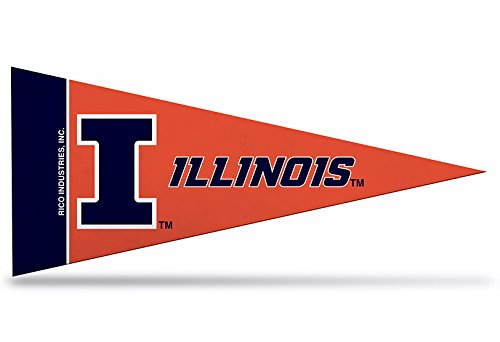 Zipperstop NCAA Officially Licensed Mini Pennants, 4