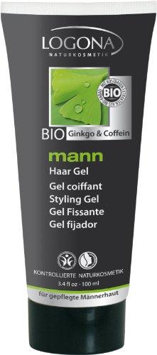 Logona: Logona mann Haar Gel (100 ml)