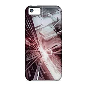 Cases Covers Abstract/ Fashionable Cases For Iphone 5c