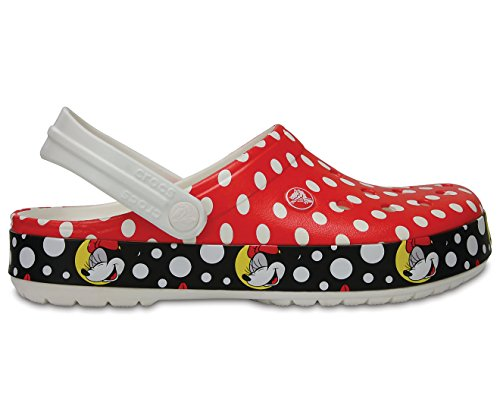 Women's Crocband Minnie Mouse Crocs Multi Clog vZOqB6w8