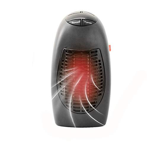 HLDUYIN Mini Ventilador De Aire Calentador 400W Soplador Estufa De Pared Radiador Calentador De Habitación