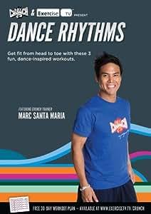 CRUNCH FITNESS: Dance Rhythms
