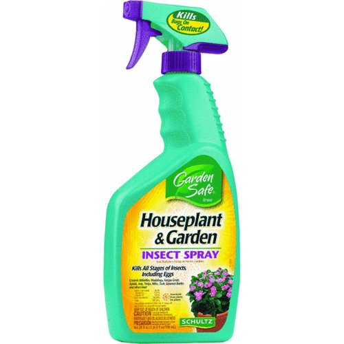 Price comparison product image Garden Safe Houseplant & Garden Insect Killer Rtu