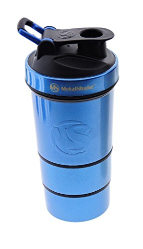 stainless steel shaker cup - 8