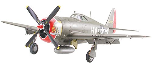 Tamiya 1/48 Republic P-47D Thunderbolt - Razorback for sale  Delivered anywhere in USA