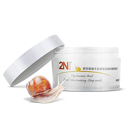 Moisturizing Whitening Firming Overnight Sleep Face Mask Cream-Useful for Moisturizing+Anti-Aging+ Oil-Control+ Tighten Pore+ Brightening +Hydrating