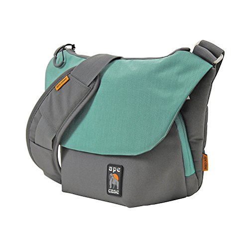 Ape Case Envoy DSLR Bag, DSLR Messenger Bag, DSLR Shoulder Bag, Carry On Messenger Bag, School Messenger Bag, Nylon, Blue