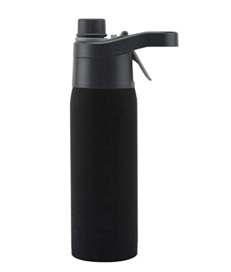 bcd9f7b6d8 Amazon.com : O2COOL O2 Cool Vacuum Insulated Stainless Steel Bottle ...