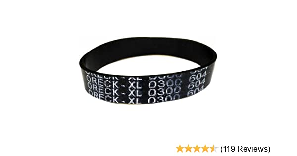 fits Oreck XL Series Vacuum Cleaner Belts x 2
