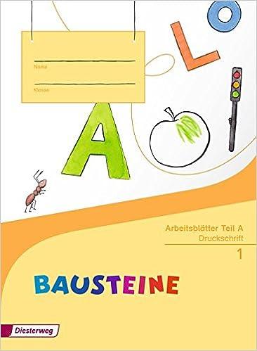 BAUSTEINE Fibel - Ausgabe 2014: Arbeitsblätter DS: Amazon.de: Bücher