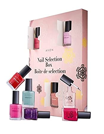 Avon Nail Polish Selection Box