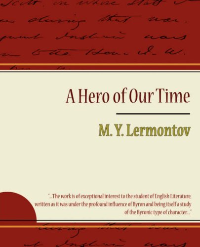 Download A Hero of Our Time - Lermontov pdf epub