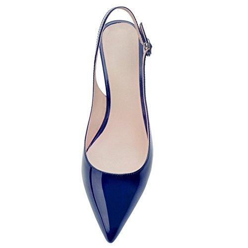 Mujer Jushee Tac Sandalias MRB03 Zapatos de rRv1rqW