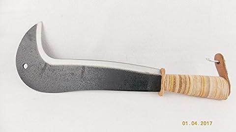 Professional Bill Hook- Brush Axe (12 Inch Axe Machete)