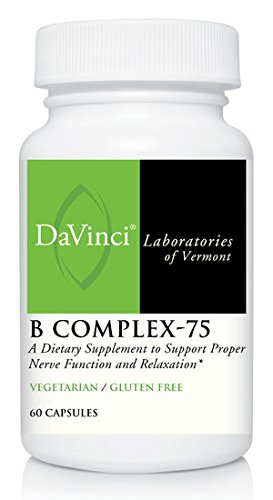 DaVinci Labs - B Complex-75, 60 Capsules (Da Vinci Labs)