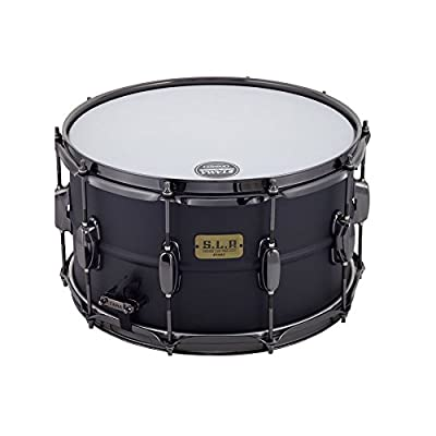 Tama S.L.P. Big Black Steel Snare Drum 14 x 8 in. by Tama