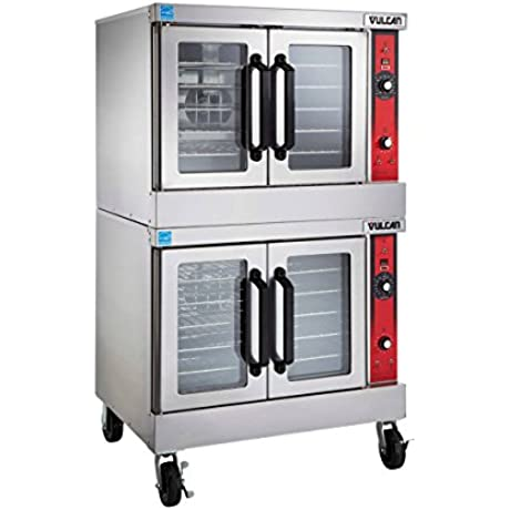 Vulcan Hart Double Deck Electric Convection Oven