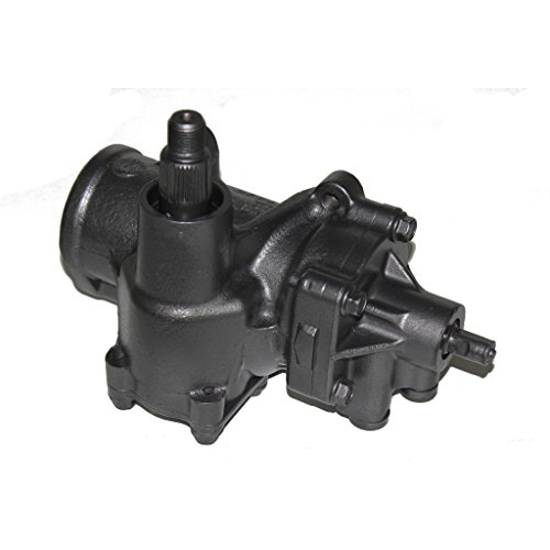 Detroit Axle - Complete Power Steering Gear Box Assembly for Chevrolet Silverado 1500, Tahoe & GMC Sierra 1500, Yukon Trucks w/Off-Road Package