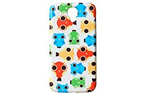 iCandy Products Inc Fun Colorful Owl Pattern Cover for Samsung Galaxy S5