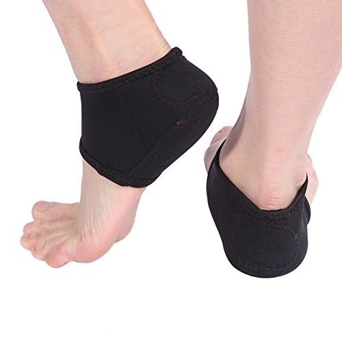 Sock Cocoon (Heel Support Wrap Plantar Fasciitis Foot Pain Relief Sleeve Ankle Care Protective Socks)